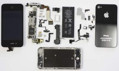 Bung máy iPhone 4S