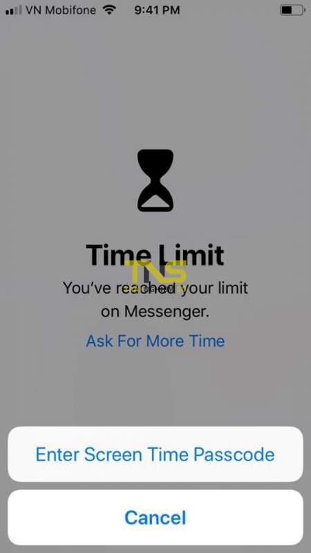 limit apps ios 12 8 450x800 - Cách khoá một ứng dụng bất kỳ trên iOS 12 không cần jailbreak