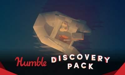 Mua game siêu rẻ: Humble Discovery Pack