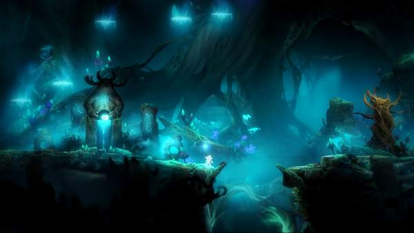 ori and the blind forest definitive edition screenshot 1 600x338 - Đánh giá game Ori and the Blind Forest: Definitive Edition