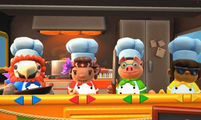Overcooked 2: Surf 'n Turf game review