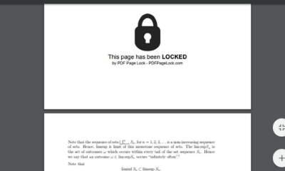 pdf page lock featured 400x240 - Cách khóa một trang trong file PDF dễ dàng