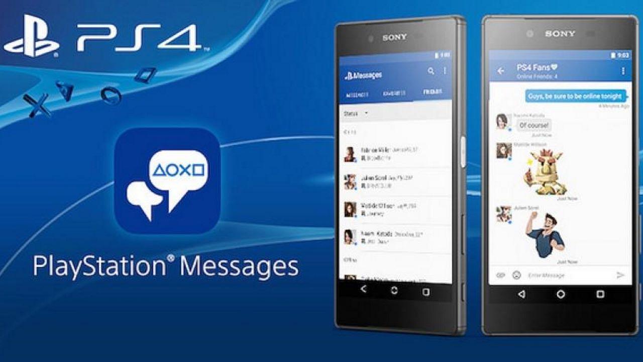 Cẩn thận tin nhắn có ký tự lạ biến máy PlayStation 4 thành