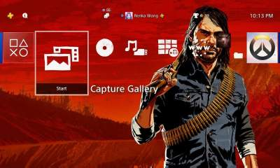 red dead redemption 2 theme featured 400x240 - Mời bạn tải bộ theme Red Dead Redemption 2 cho Playstation 4