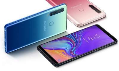 samsung galaxy a9 2018 featured 400x240 - Galaxy A9 - Điện thoại 4 camera cho trải nghiệm phong phú hơn