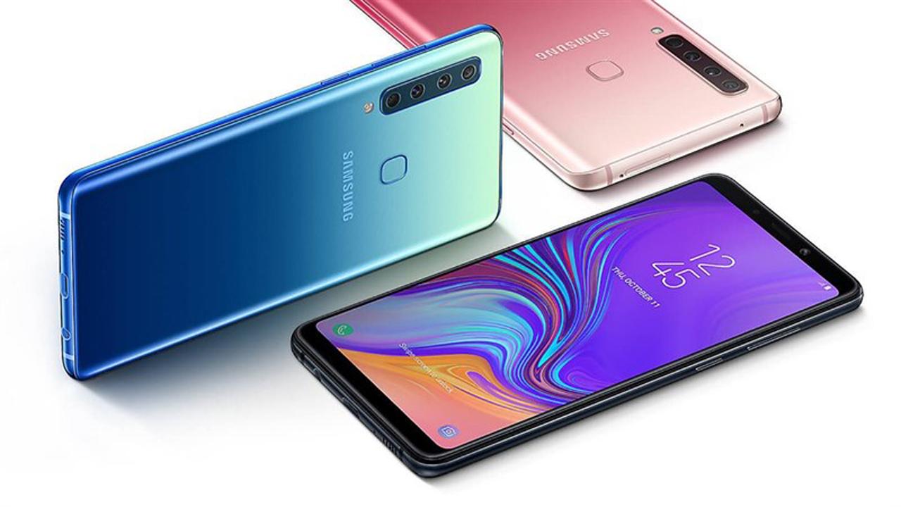 samsung galaxy a9 2018 featured - Galaxy A9 - Điện thoại 4 camera cho trải nghiệm phong phú hơn