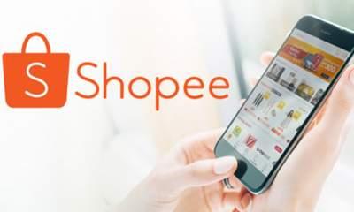 shopee 400x240 - Shopee lần đầu tiên soán ngôi Lazada Vietnam trên bảng xếp hạng