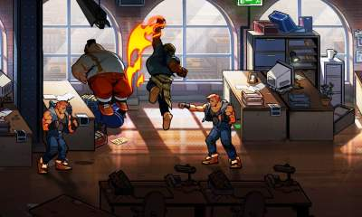 Streets of Rage 4 game preview