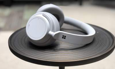 surface headphone featured 400x240 - Surface Headphones: tai nghe chống ồn mới của Microsoft