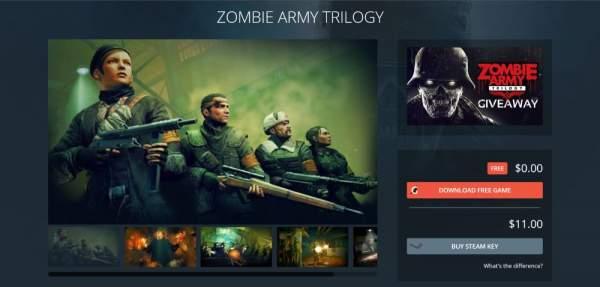 zombie army trilogy free gamesessions 2 600x287 - Đang miễn phí game bắn súng chiến thuật cực hay Zombie Army Trilogy