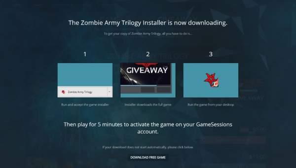 zombie army trilogy free gamesessions 3 600x341 - Đang miễn phí game bắn súng chiến thuật cực hay Zombie Army Trilogy