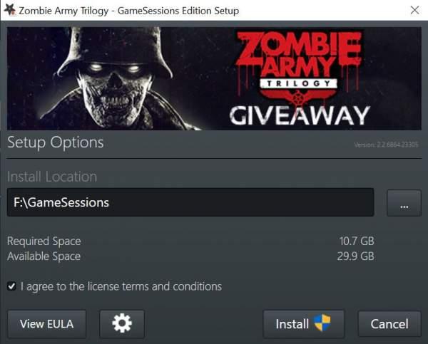 zombie army trilogy free gamesessions 4 600x483 - Đang miễn phí game bắn súng chiến thuật cực hay Zombie Army Trilogy