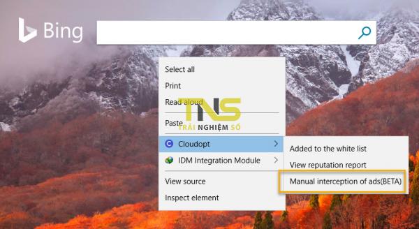 2018 11 02 15 34 50 600x328 - Cloudopt AdBlocker: Bảo vệ Microsoft Edge trước trang web độc hại, đào tiền ảo