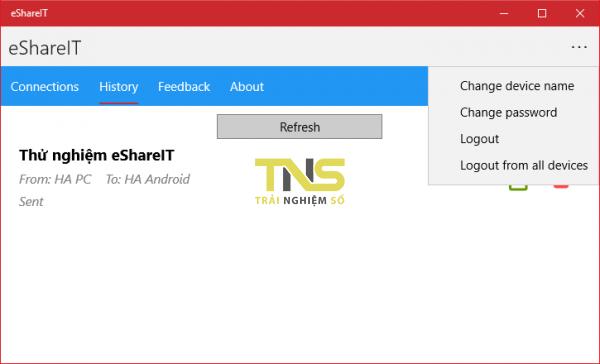 2018 11 04 15 59 30 600x364 - Gửi tin nhắn tức thời trên Windows 10 đến Android, iOS, Xbox