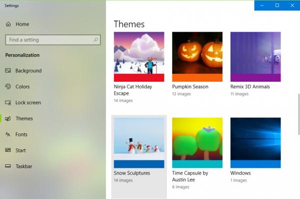 Tải 5 theme mới chủ đề Giáng Sinh cho Windows 10 3