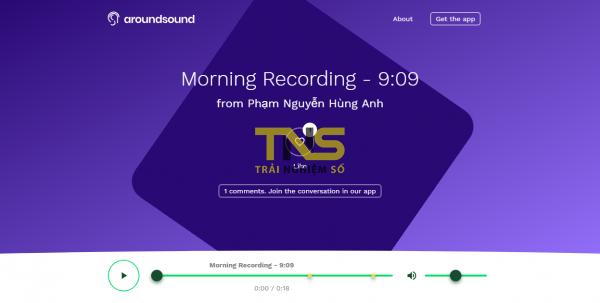 2018 11 22 15 00 01 600x303 - Aroundsound Audio Recorder: Ghi âm vô tận, quản lý bất cứ đâu