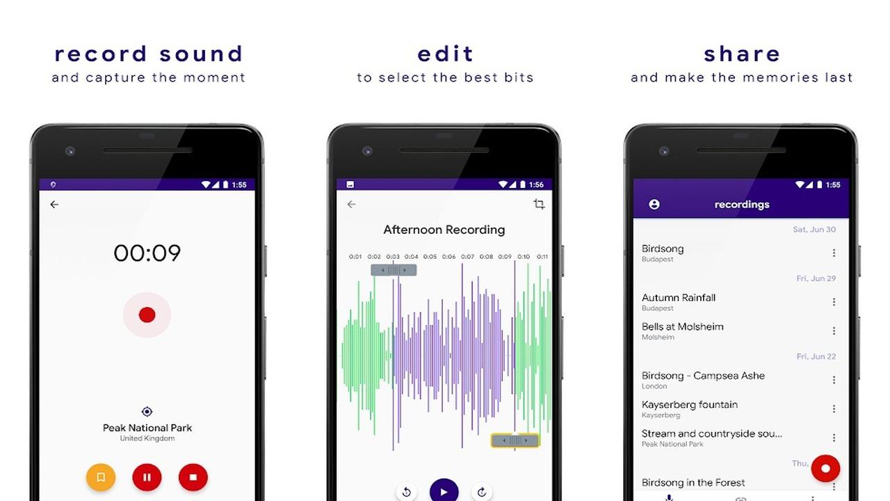 Aroundsound Audio Recorder featured - Aroundsound Audio Recorder: Ghi âm vô tận, quản lý bất cứ đâu
