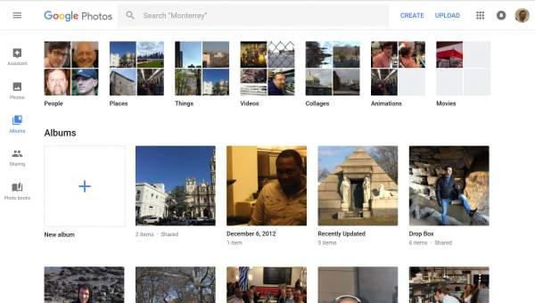 Google Photos 600x340 - Top 10 dịch vụ lưu trữ ảnh thay thế Flickr