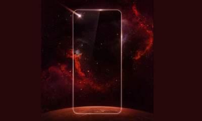 Huawei smartphone co lo tren man hinh 400x240 - Huawei sắp trình làng smartphone có camera selfie đặt trong lỗ tròn của màn hình?