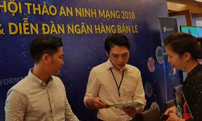 IDG 400x240 - Khai mạc hội thảo an toàn, an ninh thông tin trên không gian mạng