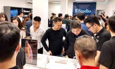 IMG 2707 400x240 - iPhone 2018 xách tay đồng loạt giảm giá
