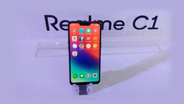 "Realme C1 Smartphone 600x338 - Chọn smartphone ""cơm bình dân"""