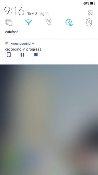 Screenshot 20181121 091632 338x600 - Aroundsound Audio Recorder: Ghi âm vô tận, quản lý bất cứ đâu
