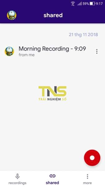 Screenshot 20181121 091734 338x600 - Aroundsound Audio Recorder: Ghi âm vô tận, quản lý bất cứ đâu
