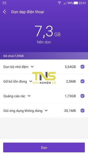 Screenshot 20181121 223148 338x600 - NoxCleaner: Ứng dụng dọn rác tuyệt vời cho Android