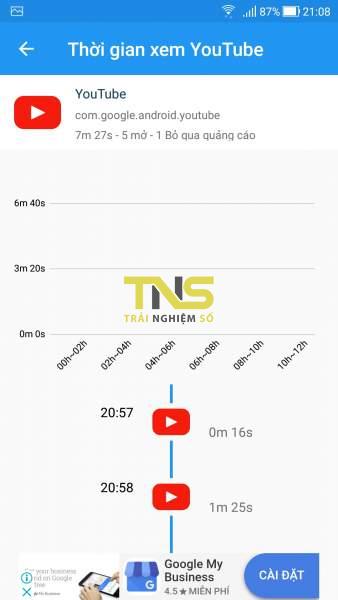 Screenshot 20181123 210809 338x600 - Cách tự động bỏ qua quảng cáo YouTube trên Android