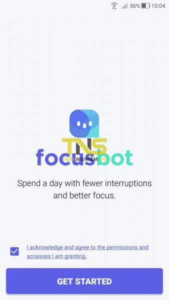 Screenshot 20181130 100457 338x600 - Focusbot: Ẩn thông báo, tự trả lời khi có cuộc gọi, tin nhắn