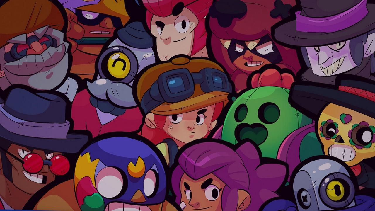 brawl stars featured - Mời bạn tải bộ animoji dễ thương đến từ Supercell