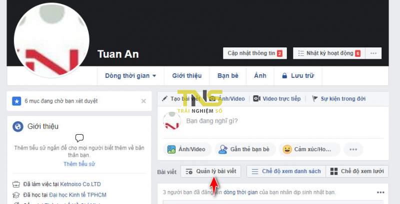 delete more posts facebook 1 800x409 - Cách xóa cùng lúc nhiều bài viết trên Facebook nhanh nhất