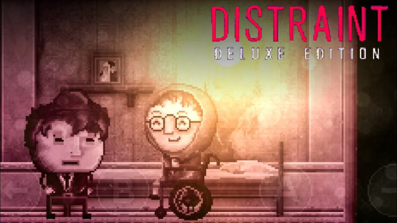 distraint deluxe edition featured - Tiếp tục miễn phí game kinh dị tâm lý Distraint: Deluxe Edition