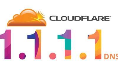 dns cloudflare featured 400x240 - Đã có ứng dụng DNS 1.1.1.1 chính chủ cho iOS và Android