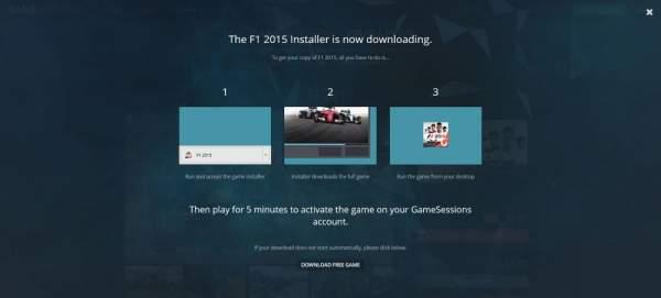 f1 2015 free gamesessions 3 600x271 - Đang miễn phí game đua xe tốc độ F1 2015