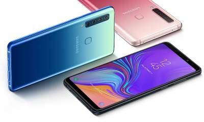 galaxy a9 2018 featured 400x240 - Điểm danh 4 smartphone sắp lên kệ