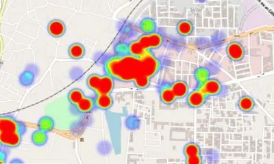 google heatmap featured 400x240 - Cách xem lịch sử vị trí Google bằng bản đồ nhiệt