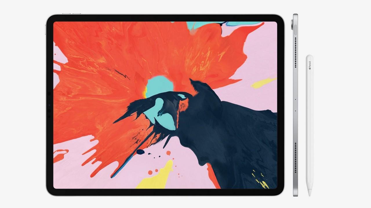 ipad pro 2018 featured - Mời bạn tải bộ ảnh nền iPad Pro 2018 cho điện thoại và tablet