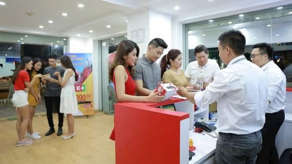 k 600x338 - K+ khuyến mại cho thuê bao đăng ký mới
