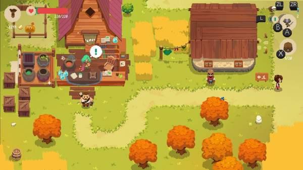 moonlighter switch screenshot 1 600x338 - Đánh giá game Moonlighter phiên bản Switch