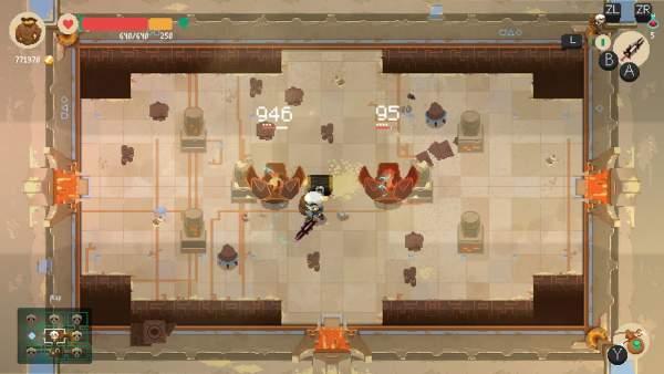 moonlighter switch screenshot 3 600x338 - Đánh giá game Moonlighter phiên bản Switch