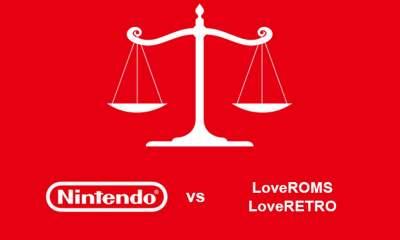 "nintendo loveroms featured 400x240 - Nintendo ""thắng"" kiện LoveROMs và LoveRetro 12 triệu đô la"