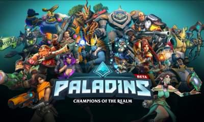 paladins champions of the realm featured 400x240 - Đang miễn phí Paladins Starter Pack dành người dùng Steam