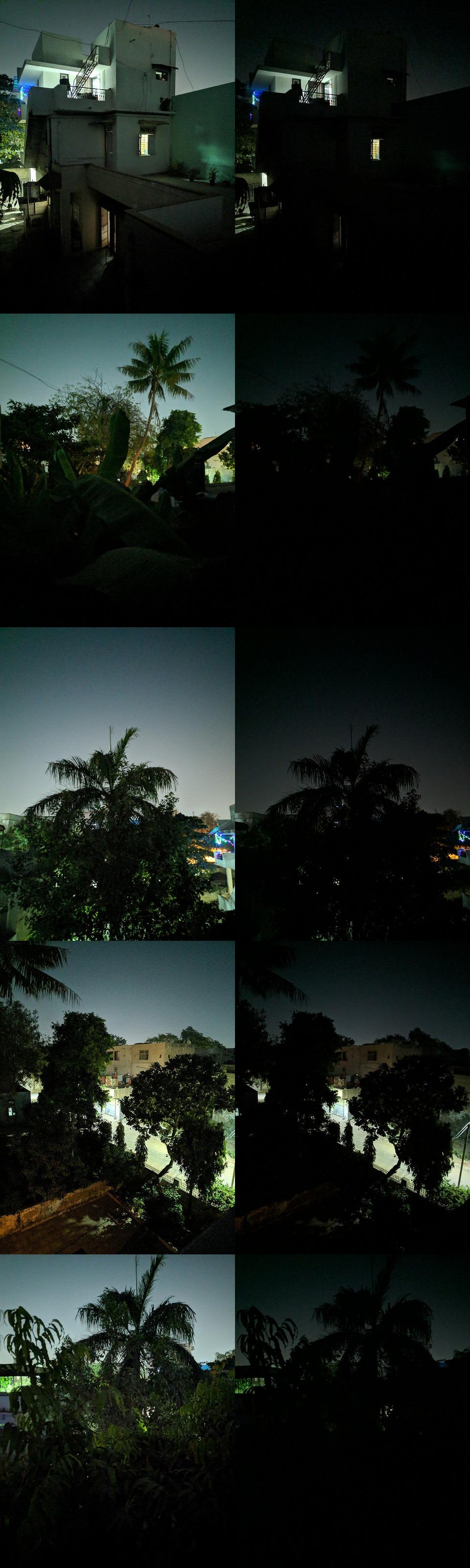 poco f1 night sight - Đem tính năng chụp ban đêm siêu đẹp của Google Camera lên Poco F1, Mi 8
