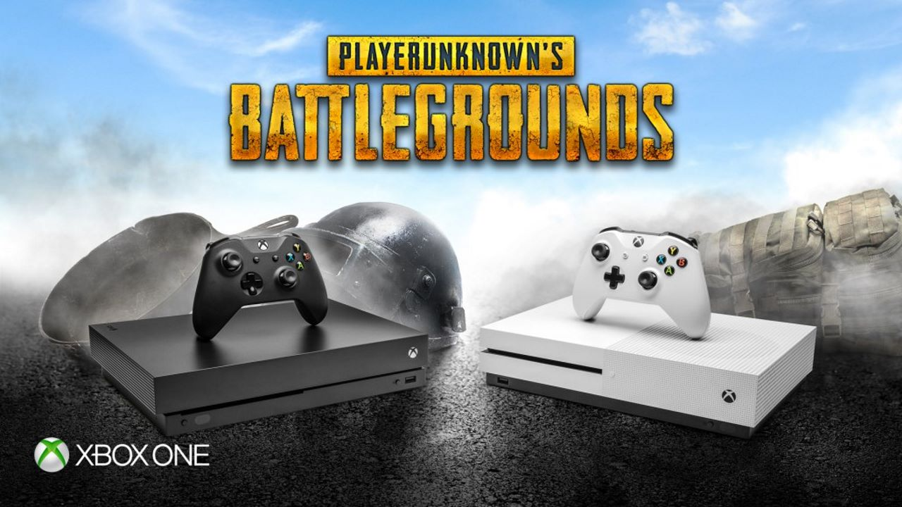 pubg xbox one downgrade featured - Xbox One bất ngờ tặng 2 game khủng