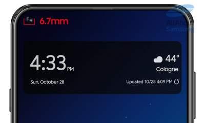 """samsung galaxy a8 featured 400x240 - Không phải Galaxy S10 mà là Galaxy A8s sẽ là điện thoại """"nốt ruồi"""" đầu tiên"""