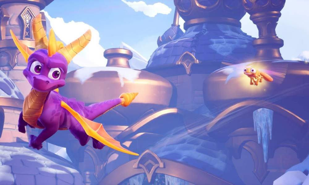 spyro reignited trilogy review featured 1000x600 - Đánh giá game Spyro Reignited Trilogy
