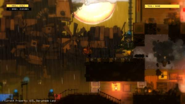 "the swindle screenshot 2 600x338 - Đánh giá game The Swindle - 100 ngày làm ""siêu trộm"""