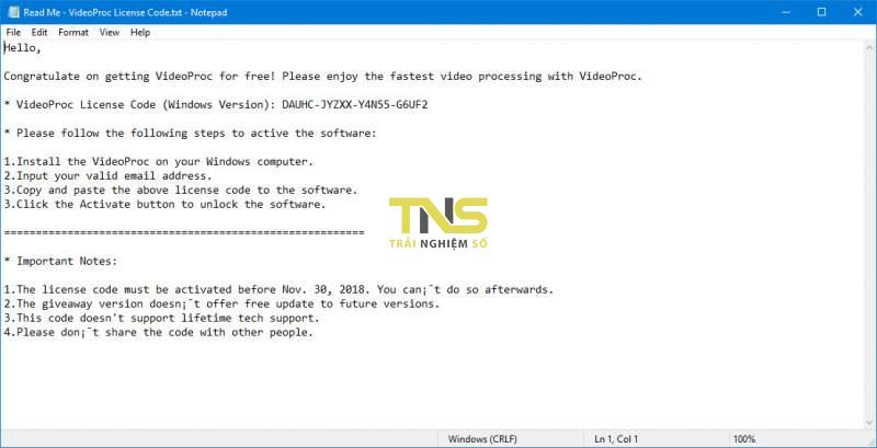 videoproc 3 800x409 - Đang miễn phí ứng dụng xử lý video cho cả Mac và Windows, giá gốc 78USD